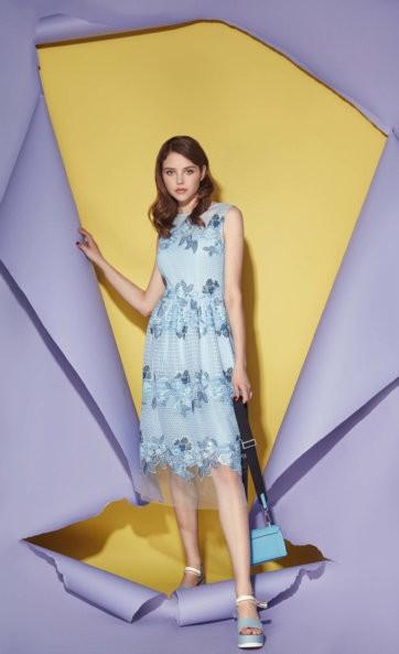 Платье 3619