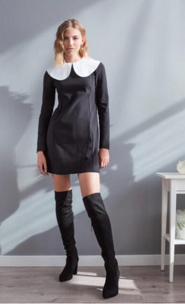 Платье L404