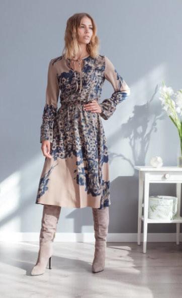 Платье L401
