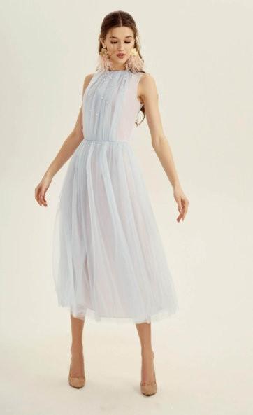 Платье 0595