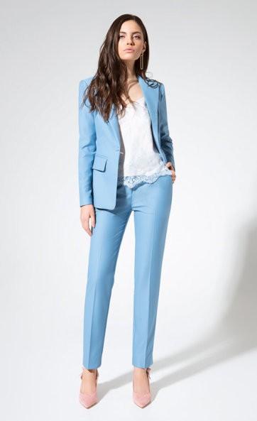 Комплект с брюками (жакет, топ и брюки) L 3327