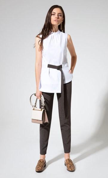 Комплект с брюками (блуза и брюки) L 4329