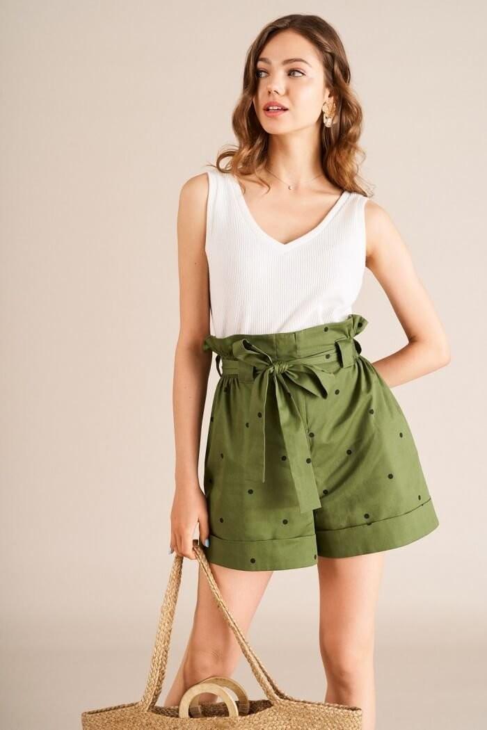 Комплект с шортами 4195