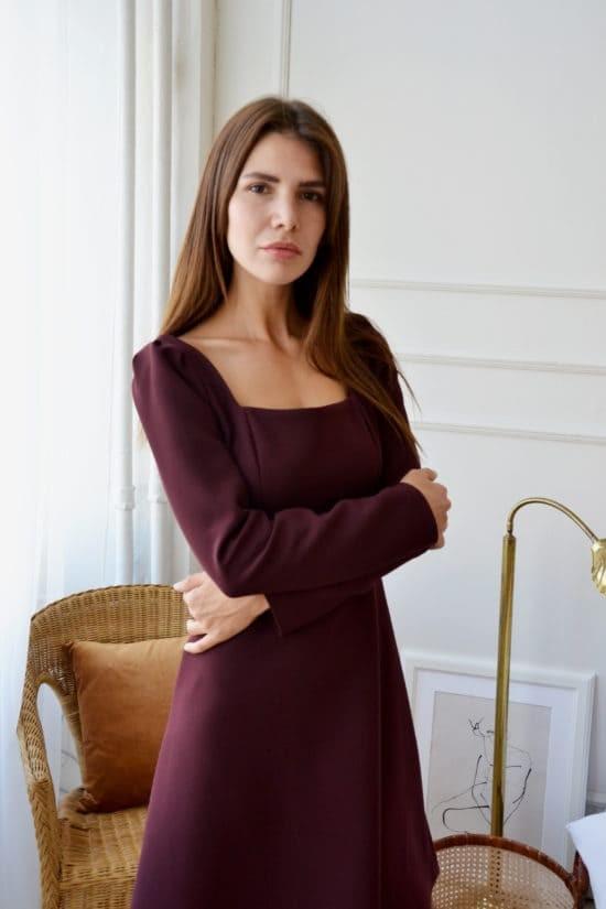 Платье 606