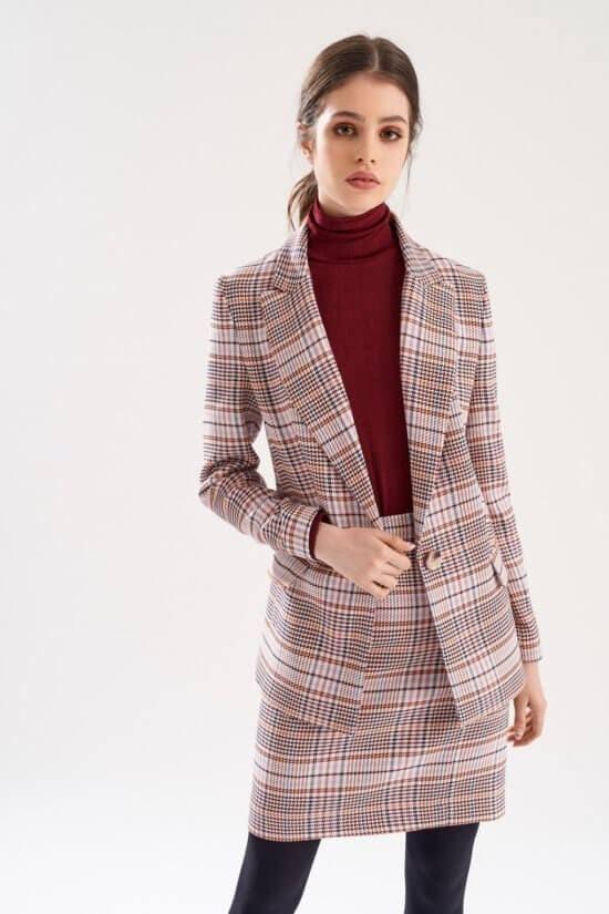 Комплект юбочный (жакет и юбка) 3319