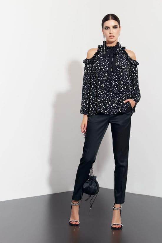 """блуза """"звёзды' 21748"""